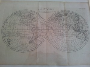 My favourite map (1794).